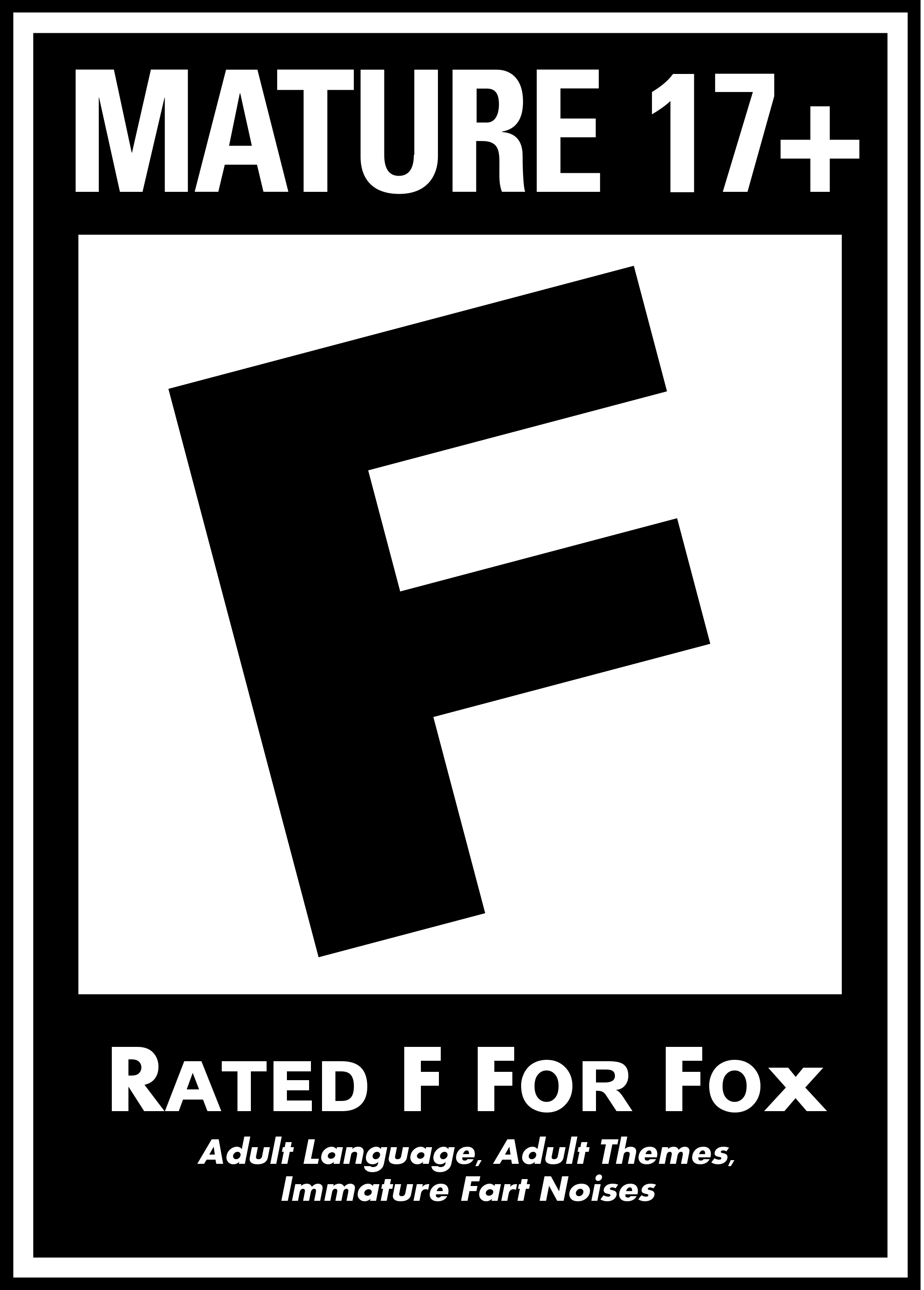 Rated F for Fox